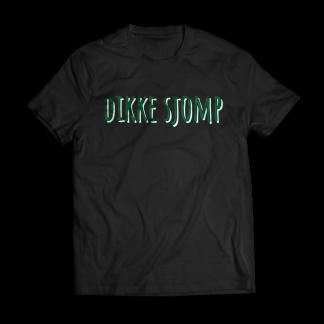 Dikke sjomp T-shirt