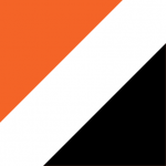 Oranje-Wit-Zwart