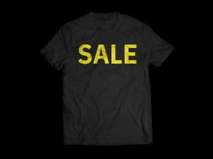 Sale-t-shirt