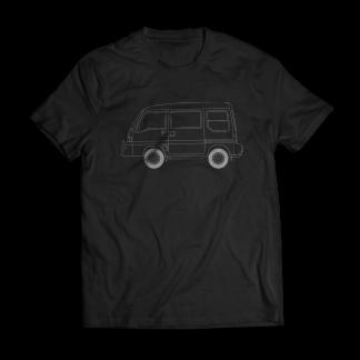 Subaru-Libero-T-shirt
