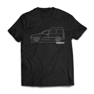 Volkswagen-Caddy-1995-2003-t-shirt