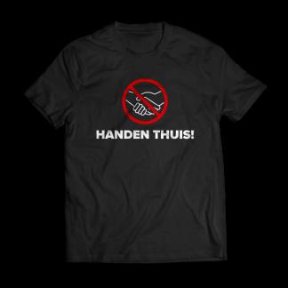 Handen thuis t-shirt